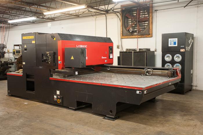 Amada Lasmac CNC Laser